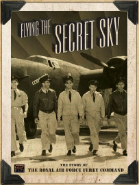 Flying the Secret Sky DVD