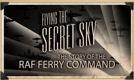 Flying The Secret Sky